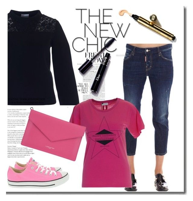 """""""Pink is Chic"""" by brunarosso-eshop on Polyvore featuring moda"""