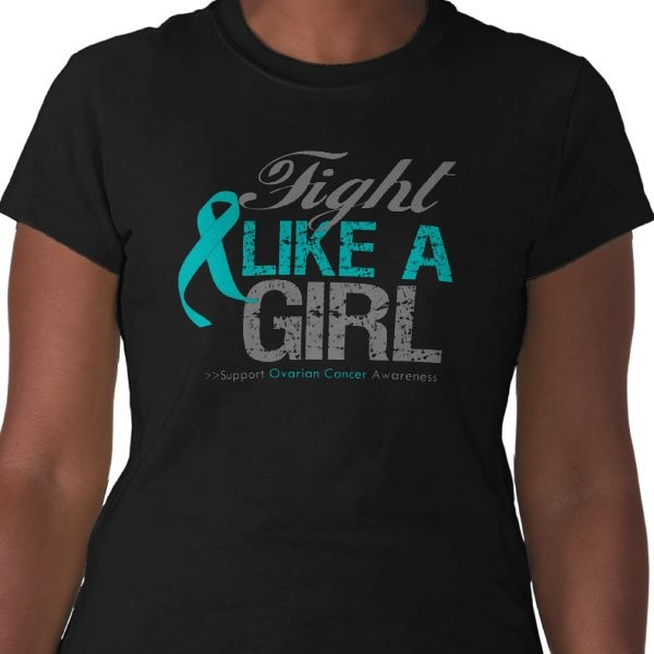 15 best images about support those in need on pinterest for Ovarian cancer awareness t shirts