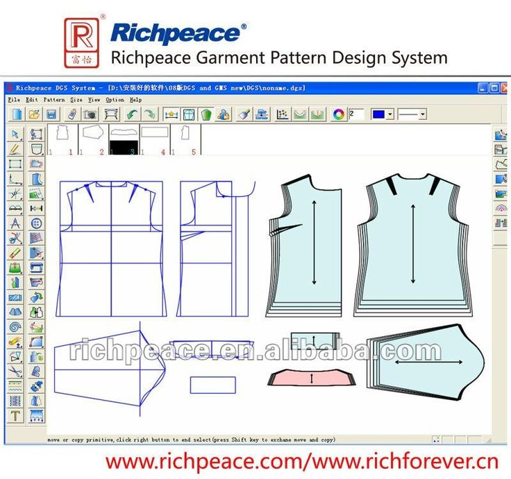 Richpeace Garment design CAD Software, View garment cad software, Richpeace Product Details from Tianjin Richpeace Computer & Machinery Co., Ltd. on Alibaba.com