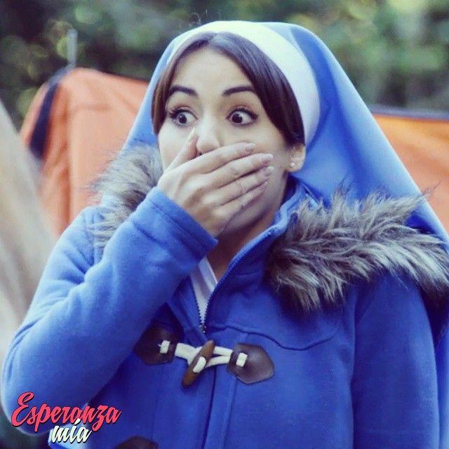 Hoy en Esperanza Mia...jajaja la cara de Esperanza es mortaaall!