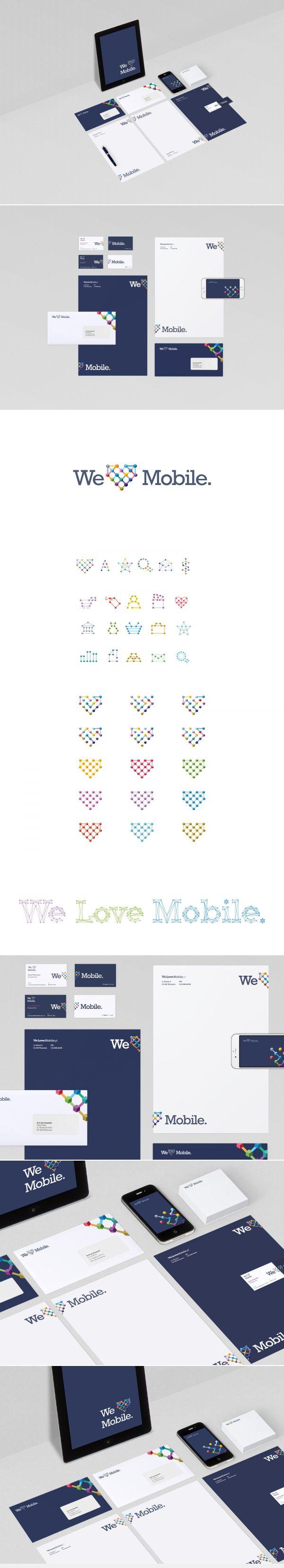 We Love Affiliate Logo and Brand Design | Kommunikat