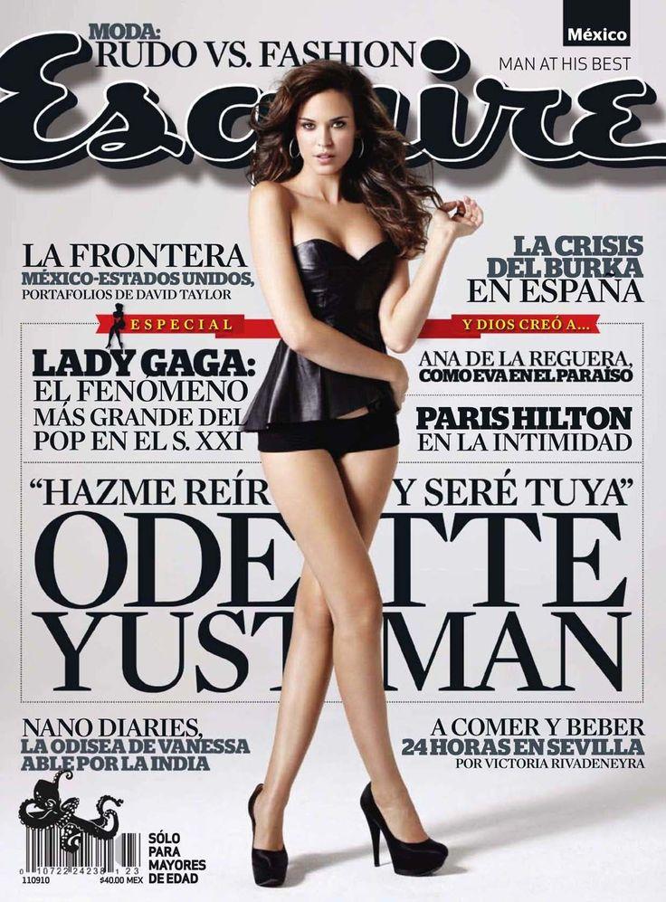 Odette Yustman - Esquire Magazine [Mexico] (August 2010)