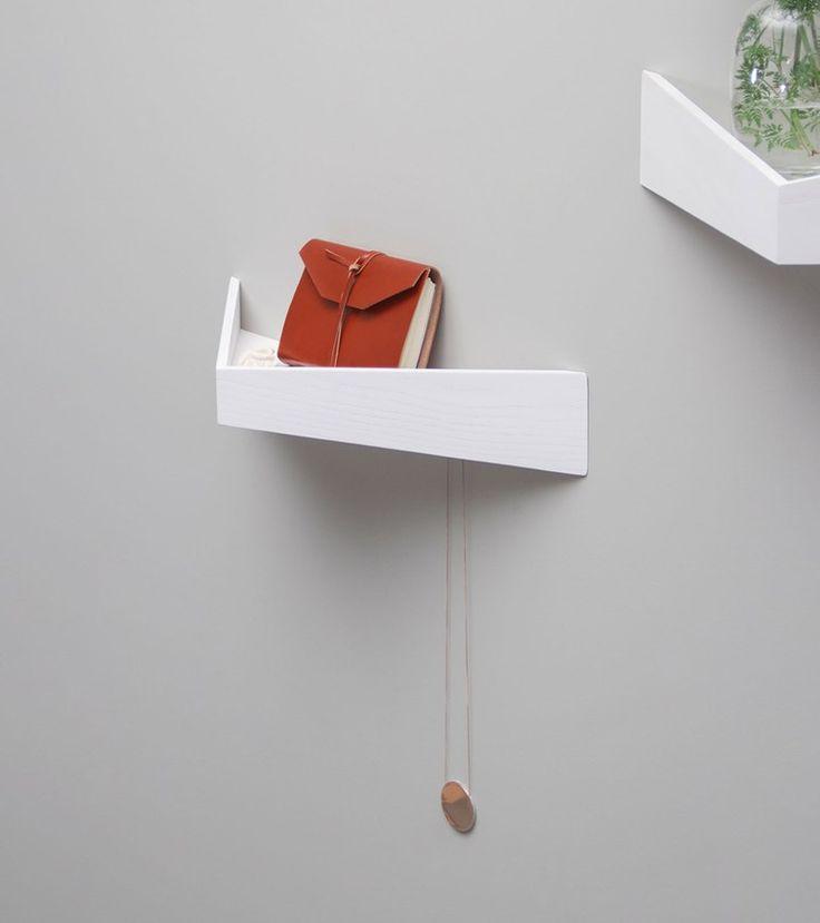 Pelican - Oak Large #shelf #design @woodendot