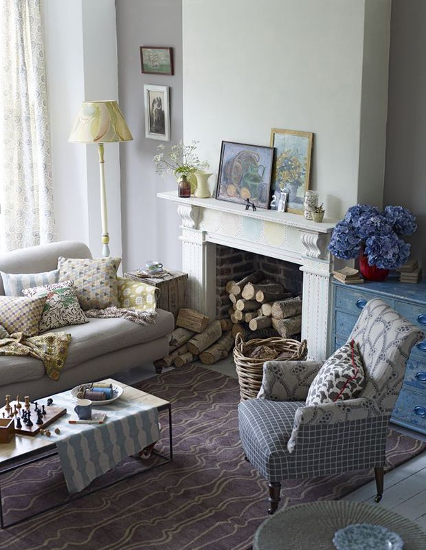 Recreate the Bloomsbury style in every room of your home - countryliving.co.uk