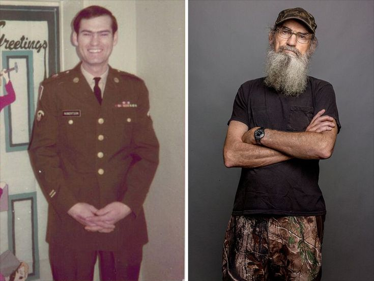 'Duck Dynasty' Cast Before the Beards