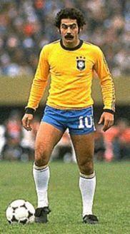 Roberto Rivelino Brazil