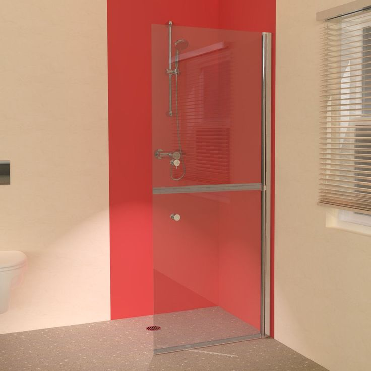 See the full range of hinged wet room screens at: http://www.unishower.co.uk/wet-room-shower-screens.html Hinged wet room screens are ideal for smaller bathrooms and wet rooms and are available in split glass and full glass options.