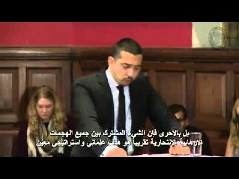 Is Islam a religion of peace debate - Mehdi Hasan مُترجم