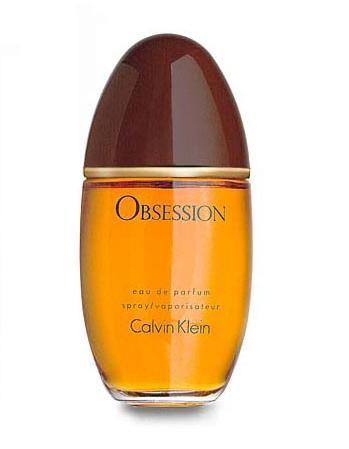 Obsession Calvin Klein perfume - a fragrance for women 1985