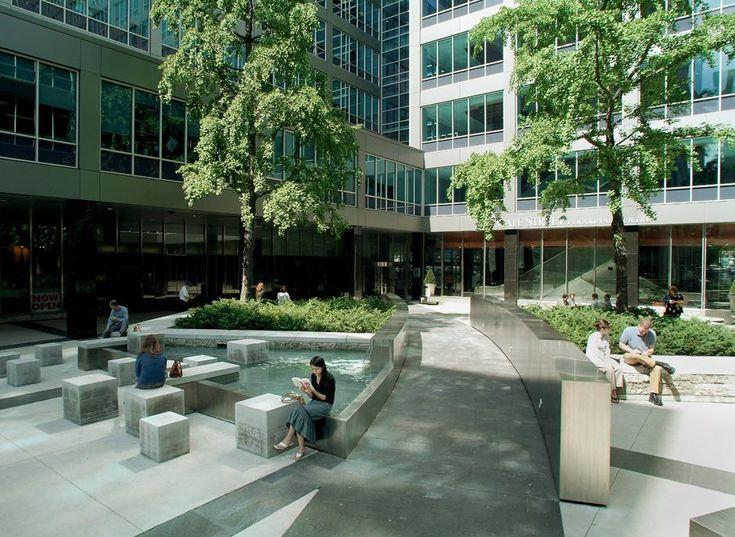 30 adelaide street east janet rosenberg and studio for Courtyard landscaping adelaide