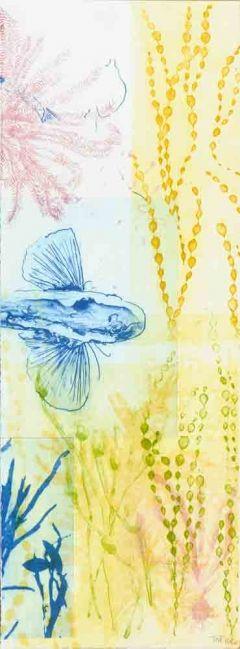 Flying Fish & Pink Sea Pod