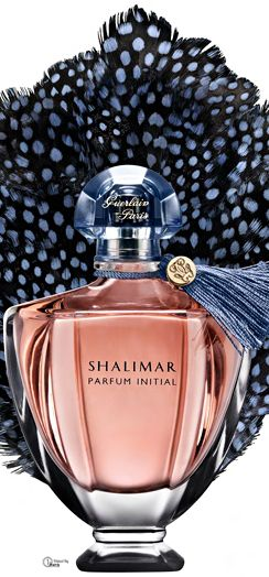 Pinner says: Shalimar Parfum Initial by Guerlain - powdery heaven. I wanted this so bad, well because of the bottle but as it turns out Guarlain is becoming a must own. As with the few fragrances that I own this shares that iris powdery note. The color of the fragrance is so appealing as well as the bottle and lovely tassel. I would say that it speaks royal sort of presentation and the scent doesn't disappoint. Instant love across the board.