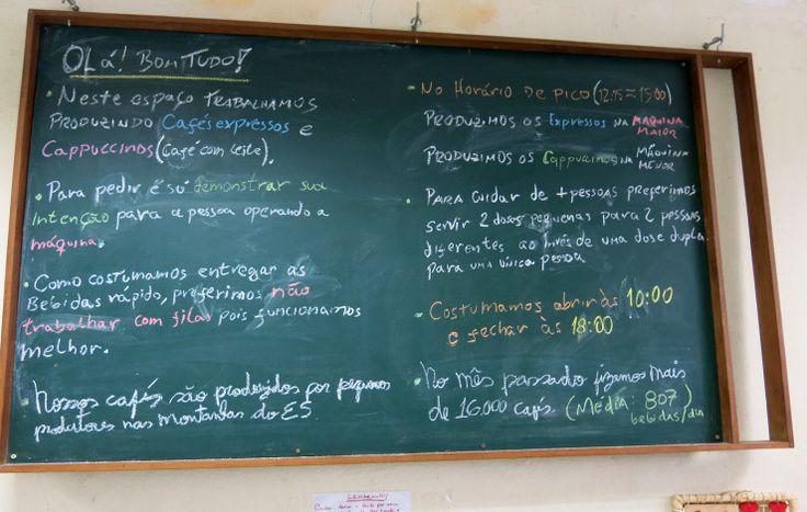 Curto Cafe, Centro