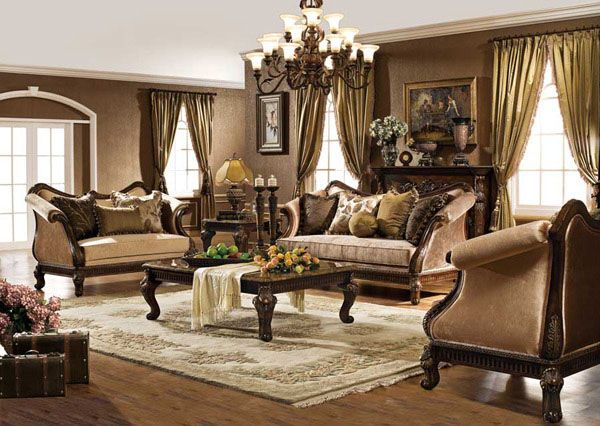 5 Most Enchanting Living Room Designs With Baroque Style 11 Lord Byron