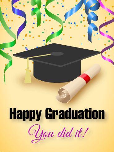 23 best Graduation Cards images on Pinterest Graduation cards - free congratulation cards