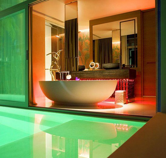 20 of the world 39 s most beautiful hotel bathtubs for Beautiful hotels of the world