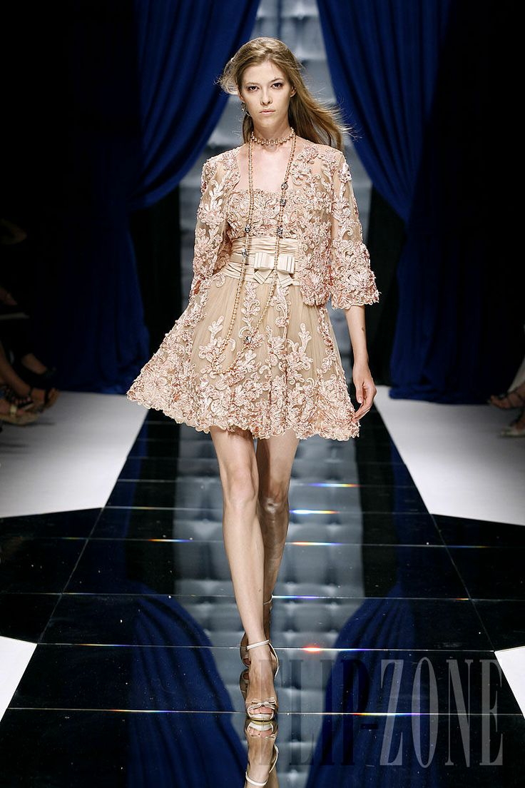 151 best Zuhair Murad - Couture images on Pinterest | High fashion ...
