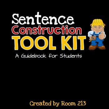 This easy-to-use guidebook will help your students master the art of sentence combining.  Simply print off each sheet, cut along the border, assemble, and they will have a great tool to use as a reference.Also included are five exercises with answer keys.You may also like my Sentence Construction Posters or a bundle of four related products:  Sentence Construction BundleBe the first to know about my new discounts, freebies and products: Look for the green star near the top of any page within…