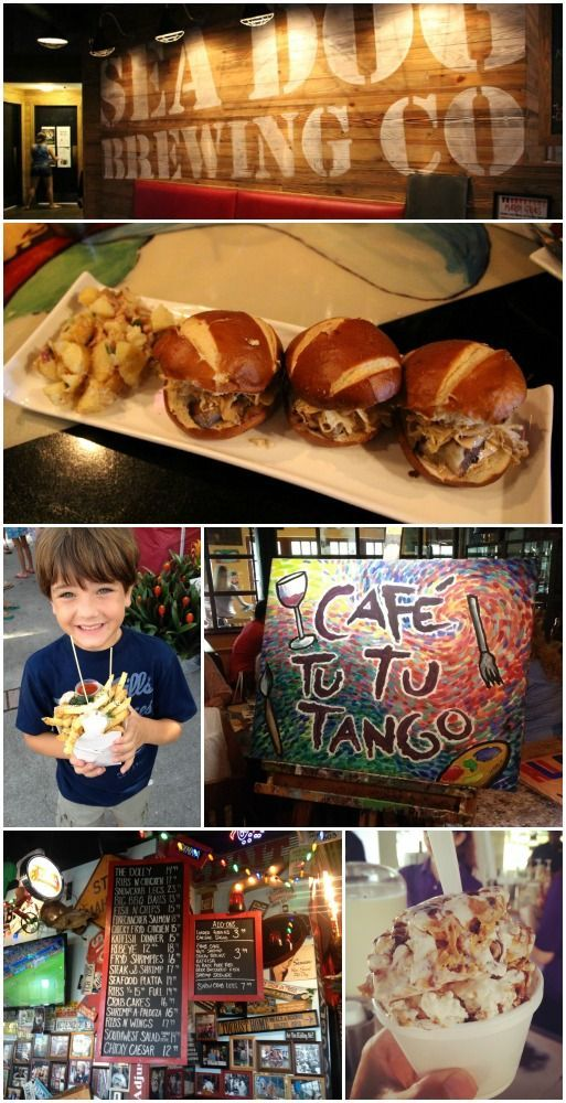 Fun places to eat in #Orlando Florida