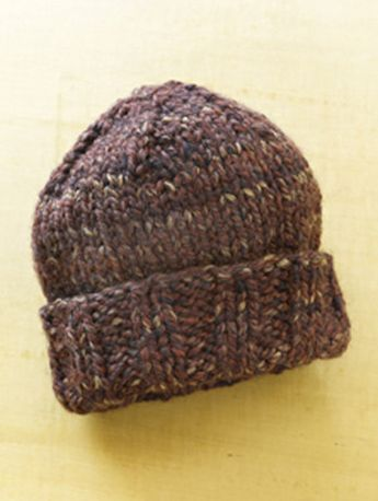 Sparrow Creek Hat in Lion Brand Wool-Ease Thick & Quick - 81017B. Discover more Patterns by Lion Brand at LoveKnitting. The world's largest range of knitting supplies - we stock patterns, yarn, needles and books from all of your favorite brands.