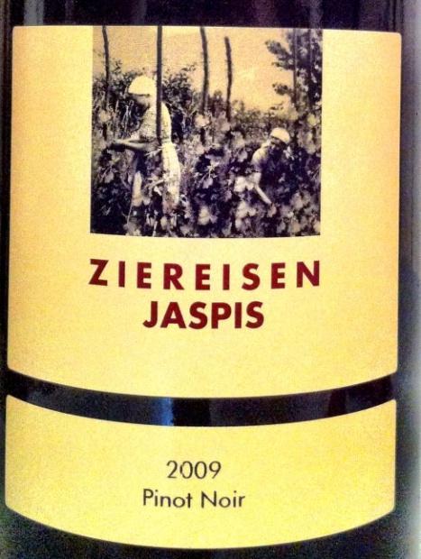 2008 Ziereisen Pinot Noir Jaspis Alte Reben