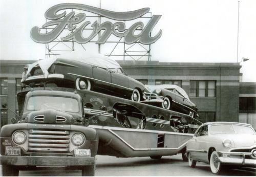 Vintage Surfbrett Auto Rack