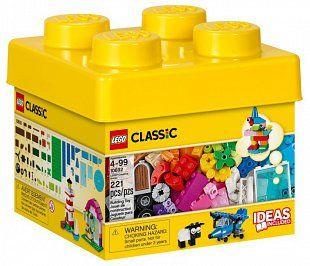 LEGO® 4+ Classic Kreatív építőelemek (10692) - 220kocka.hu