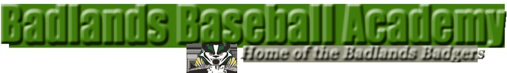 Badlands Baseball Academy: Home of the Badgers, Oyen, AB