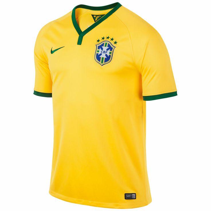 Camisa seleção brasileira 2014 - oferta especial de lançamento #Brazil #worldcup #football #soccer