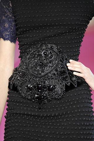 Lacroix: The Knot, Cocktails Dresses, Fashion Details, Style, Christian Lacroix, Christianlacroix, Little Black Dresses, Belts, Haute Couture