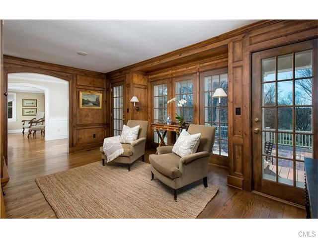 Picturesque & fully renovated vintage home w/ seasonal water views on 2.5 acres on premier New Canaan street. Magnificent architectural details & quality finishes from every angle. For your private showing, contact rwalsh@wpsir.com. 346 Dans Highway, New Canaan, CT 06840.  http://rachelwalshhomes.com/homes-for-sale-details/346-Dans-Highway-NEW-CANAAN-CT-06840/99141727/20/