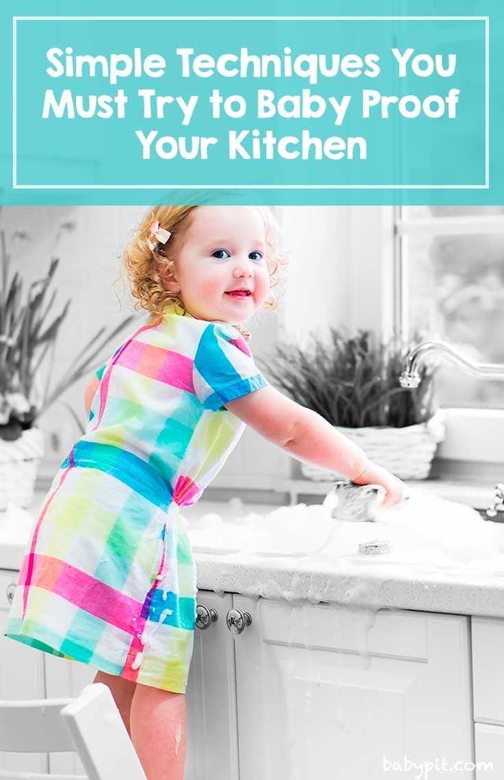 31 best baby proofing images on pinterest baby safety everything you need to know on baby proofing every part of your kitchen from cabinets