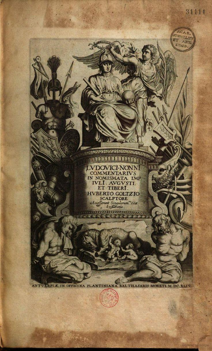 Romanae et Graecae antiquitatis monumenta e priscis numismatibus...