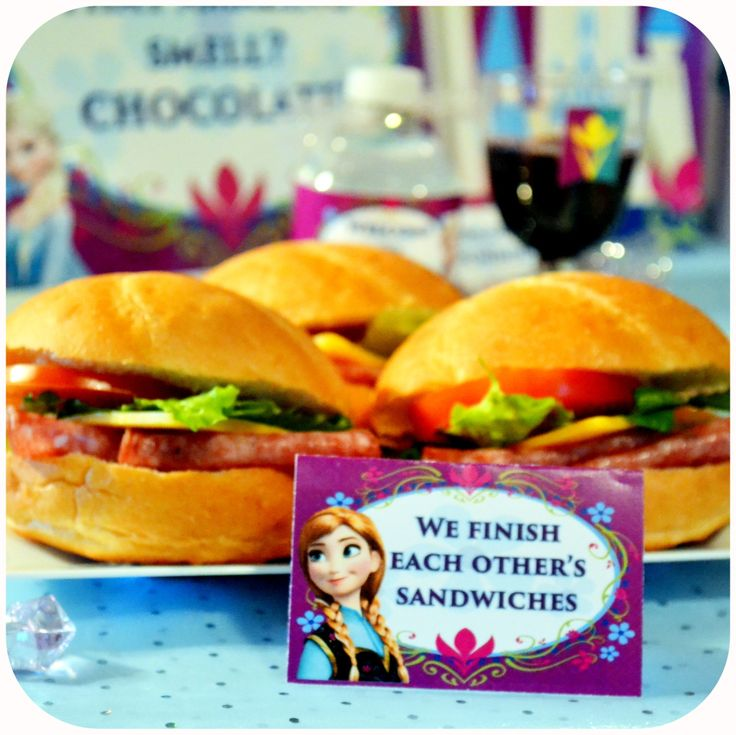 frozen party food - Google Search