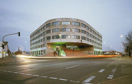 UFO Loft- und Gewerbehaus Frankfurt