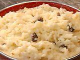 Rice Pudding  Robert Irvine    Recipe courtesy Robert Irvine