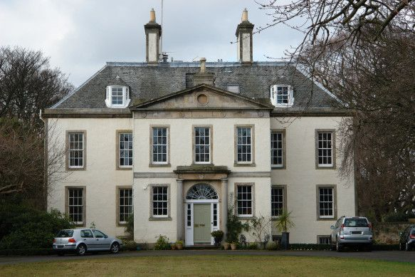 Drylaw House Edinburgh Homage To Caledonia Pinterest