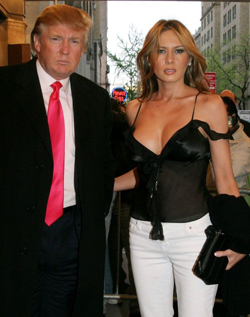 Meet the new First Lady of the US Melania Trump