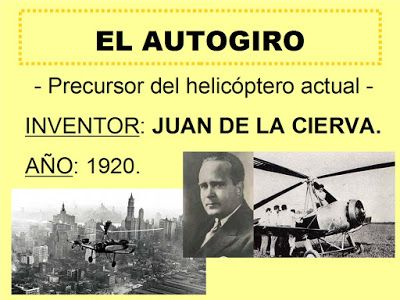 El autogiro (1920)