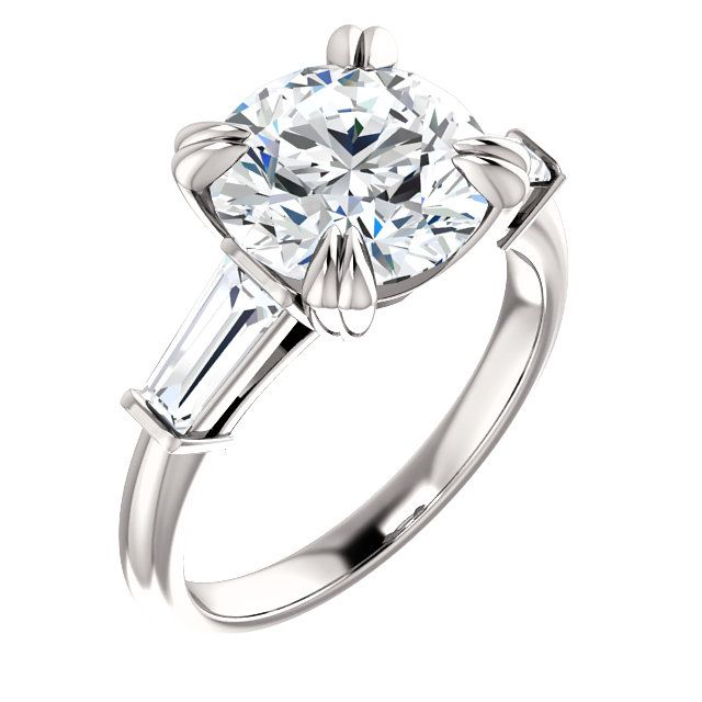 one of a huge selection of diamond engagement rings at houston jewelry - Wedding Rings Houston