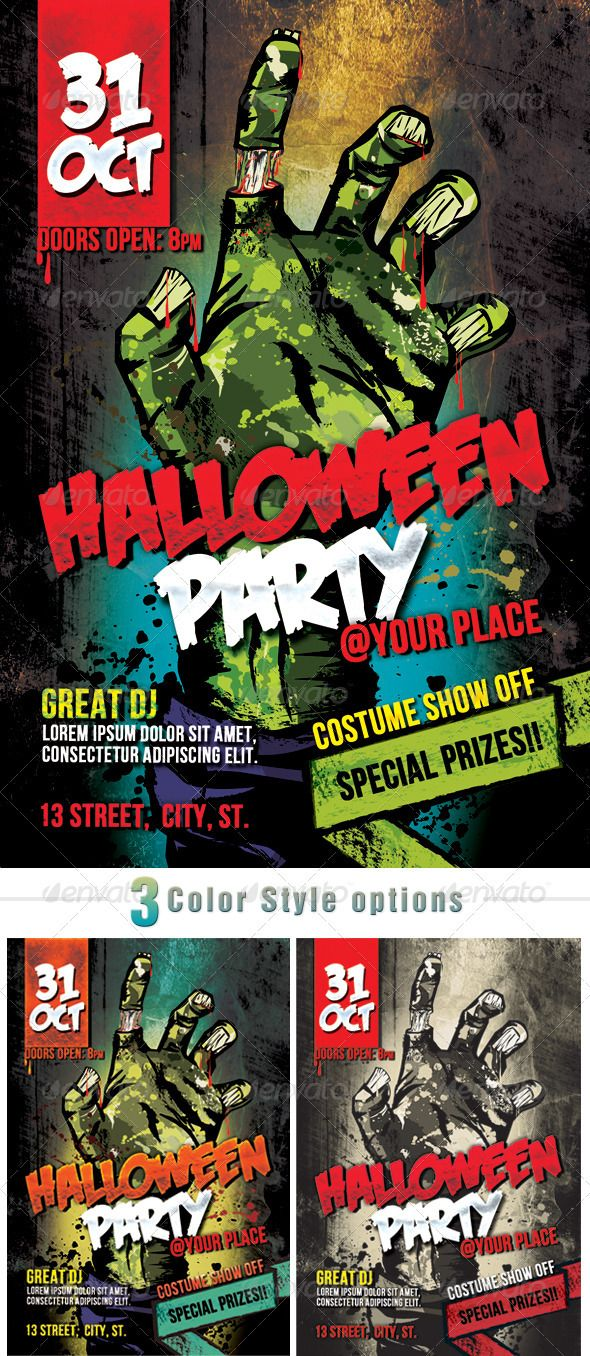 21 best Event Flyers images on Pinterest