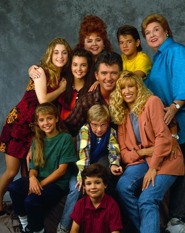 OMG!: Christine Lakin Hints at a 'Step by Step' Reunion — Plus See What the Show's Cast is Up to Today!
