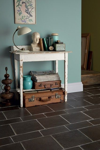 Muted Tones - Hallway Design Ideas & Pictures – Decorating Ideas (houseandgarden.co.uk)