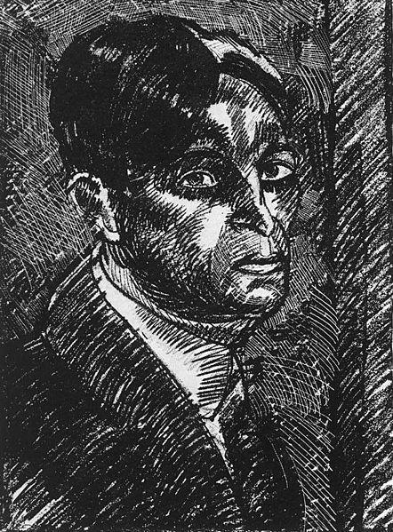 Fájl:Nemes Lampérth József painter Self-portrait 1920.jpg