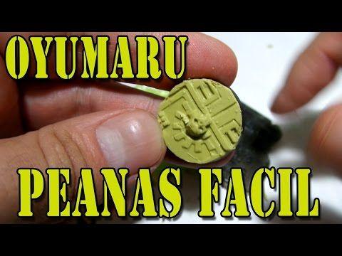 MOLDES PEANAS CON OYUMARU / INSTANT MOLD CLONAR FACIL TUTORIAL WARHAMMER 40K - YouTube