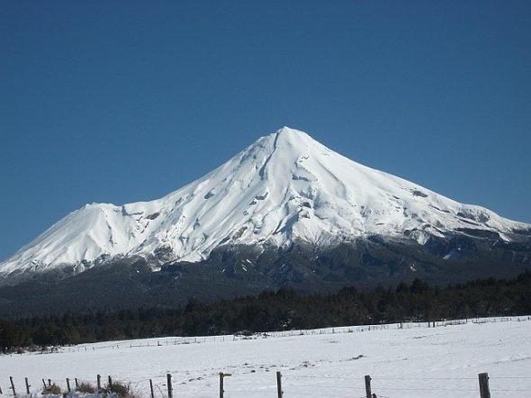 Mount Egmont-Taranaki