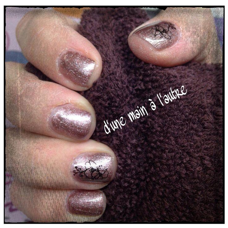 Vernis permanent Aline Art Nails by d'une main à l'autre