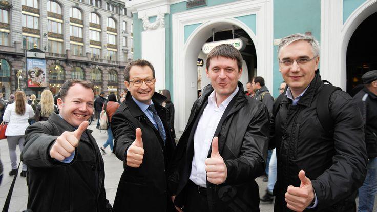 SpinetiX & DSTools. Nicolas Meyer, Francesco Ziliani, Nikita Sarbashev, Nikolay Sokolovsky. Saint-Petersburg