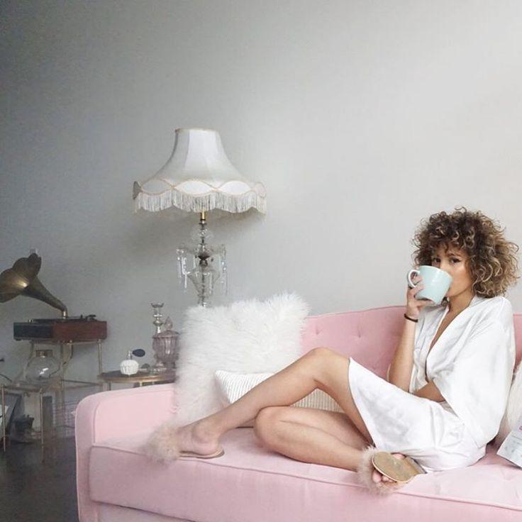 Bedroom Goals Pink