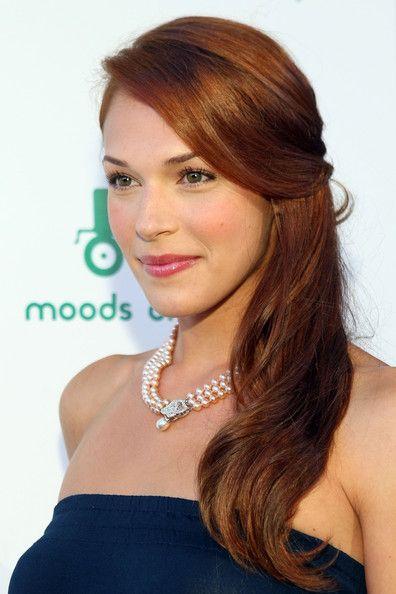 Toutes les sympas, belles photos d'Amanda Righetti A85240b699ae2c23e91e0a96186f2d7a--astrology-chart-redhead-hairstyles